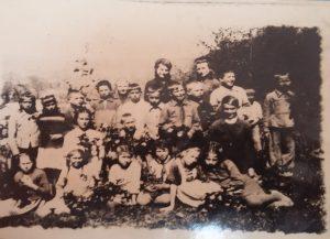 4 класс 1948г. учитель Никифоренко Г.П.
